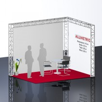 F33 MESSESTAND L-FORM
