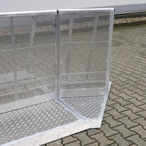 STAGE BARRIER ALUMINIUM