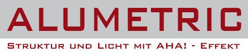kaufen und mieten - Alumetric Shop Struktur und Licht mit AHA! - Effekt